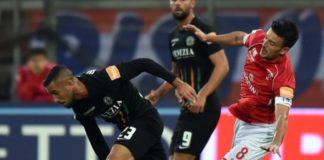 """Falzerano-Grifo: il Venezia apre alla cessione. Il ds lagunare Angeloni: """"Ancora nessuna offerta, ma ci guardiamo attorno"""""""