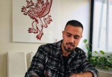 """Falzerano """"veste"""" biancorosso. Ufficiale l'approdo del centrocampista dal Venezia al Perugia. Per lui contratto triennale"""