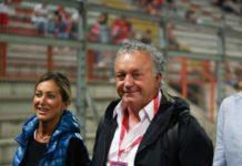 """Il patron dell'Ascoli: """"Contro il Grifo forza e motivazione"""". Il presidente Pulcinelli carica l'ambiente bianconero in vista della sfida di sabato"""