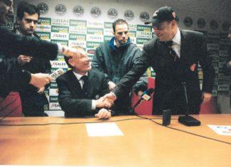 """Ricordi in Biancorsso: quando per il """"boemo"""" fu una fatal Perugia. Con la nostra rubrica sul passato del Grifo, focus su Grifo-Napoli della stagione 2000/2001"""
