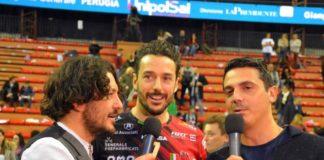 """Della Lunga: """"Noi siamo Perugia e dobbiamo vincere"""". Lo schiacciatore della Sir: """"Contro Izmir vittoria comunque importante. Sorteggio Champions? Non ho preferenze"""""""