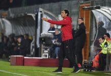 """Nesta: """"L'obiettivo è vincere ed entusiasmare"""". Il tecnico del Perugia: """"Contro la Salernitana bisogna ricreare il fortino Curi"""""""