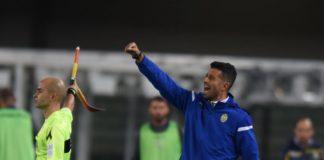 """Grosso: """"Partita strepitosa, vittoria meritata"""". Il tecnico del Verona: """"Sempre un'emozione tornare a Perugia, ma oggi ero avversario ed abbiamo trionfato con merito"""""""