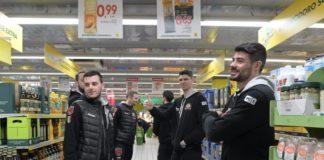 """Sir """"a spesa"""" di punti. Domenica contro Padova si cerca un altro allungo per confermare il primo posto in regular season"""