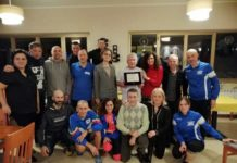 Podismo perugino in festa per Stefano Perito. L'atleta dell'Avis Perugia premiato con un importante riconoscimento per aver toccato quota 100 maratone