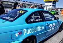 """Autodromo dell'Umbria: tornano a ruggire i motori con i """"Trofei Auto"""". Nel weekend spazio a tante categorie per un totale di sedici gare. In pista anche l'attore e giornalista di Striscia la Notizia Jimmy Ghione"""