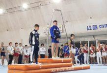 """L'Umbria va forte all'interregionale di artistica con la Fortebraccio. Ben 4 atleti della società perugina hanno dato """"battaglia"""" all'evento di Civitavecchia. E Fiore accede ai nazionali di volteggio"""