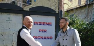 L'ex Grifone Mocarelli si dà alla politica. Una nuova vita da capogruppo di una lista civica di Rignano per l'ex centrocampista del Perugia