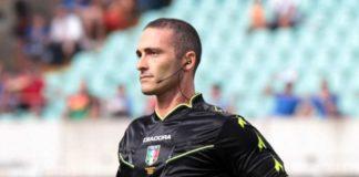 """A Foggia c'è Di Paolo: un arbitro che non convince. Sarà il fischietto di Avezzano a dirigere il delicato match dello """"Zaccheria"""". Con lui il Grifo ha raccolto sconfitte e torti"""