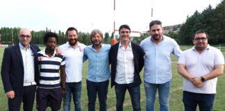 """De Angelis la nuova guida del Barton Rugby Perugia. Il neo tecnico dei biancorossi: """"Quest'anno ottenuto un gran risultato, ma io voglio migliorarlo"""""""
