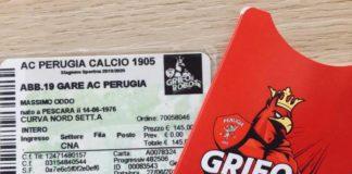 """L'abbonamento numero 1? È di Oddo. Il tecnico del Perugia dà seguito alle sue parole: """"Dal momento in cui ho firmato per i biancorossi sarò il primo tifoso"""""""