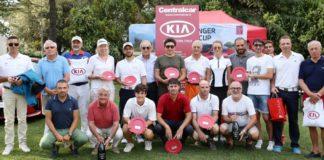 """La """"Kia Stinger cup"""" ha fatto tappa al Golf Club di Santa Sabina. L'undicesima tappa del torneo ha visto trionfare Fabrizio Brozzi"""