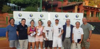 Campionati umbri di terza categoria: lo Junior Tennis Perugia al top. I padroni di casa del club perugino trionfano nel singolare e nel doppio maschile con De Luca, Caporali e Cavicchi