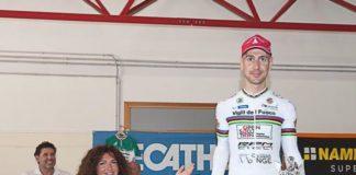 Vigili del Fuoco in sella a Solfagnano con la Cronosibike. La gara ciclistica a cronometro individuale, valevole per il campionato italiano VV.F., ha visto la partecipazione di più di 60 atleti