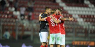 """Vicario convince i tifosi: è il miglior grifone di Benevento. Il portiere biancorosso, aggiudicandosi la tappa del """"Vigorito"""", balza in testa alla classifica"""