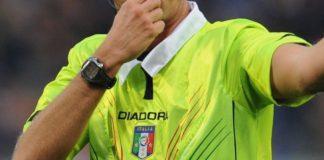 Grifo: il match di Coppa a Camplone di Pescara. L'arbitro abruzzese sarà coadiuvato da Pagliardini e Scatragli della sezione di Arezzo
