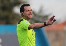 Il quasi portafortuna Pezzuto per Perugia-Chievo. Con l'arbitro salentino il Grifo ha raccolto 6 vittorie e 7 pareggi su 17 incontri