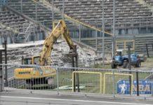 """Grifo: col Brescia sarà inversione di campo? Con il """"Rigamonti"""" fuori uso per lavori e altre soluzioni impraticabili, la gara di Coppa Italia del 18 agosto potrebbe svolgersi al """"Curi"""""""