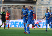 Grifo: a Empoli cade l'imbattibilità. Un gol di Frattesi e una doppieta di Mancuso stendono un Perugia rimaneggiato