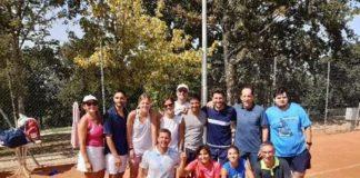 Cus Perugia: nel tennis trionfa la coppia Lecce-Spaccino. Nel doppio di fine estate il duo vince 6-2 in finale su Gargaglia-Talesa