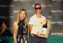 La prima edizione della Satiri Golf Cup nel segno del rosa. Isabella Antonelli si aggiudica il primo posto alla manifestazione di Santa Sabina di Perugia