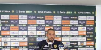 """Juve Stabia, Tonucci: """"Perugia, non ti temiamo"""". Parola al difensore delle """"vespe"""", prossimo avversario del Grifo"""
