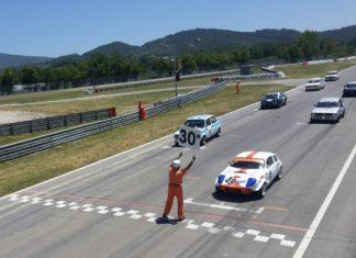 Autodromo dell'Umbria: primo weekend col green pass. Trofeo Italia Storico, Trofeo Italia Classic, Formula 850 e Asso Minicar a Magione
