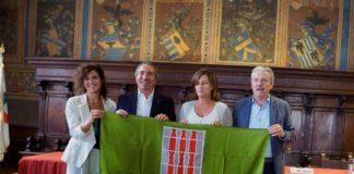 Trofeo CONI: la truppa umbra è pronta. La rappresentativa regionale che parteciperà alla manifestazione nazionale in Calabria è stata presentata presso la Sala dei Notari di Perugia