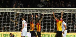 Le Streghe volano: Grifo k.o. di misura. Un brutto Perugia cade a Benevento con gol di Armenteros. Non basta quasi un'intera ripresa con l'uomo in più per pareggiare