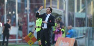 """Oddo: """"Ora vietato esaltarci"""". Il tecnico del Grifo dopo l'impresa di Reggio Emilia: """"Contenti per la vittoria, ma il Sassuolo è sceso in campo con tanti giovani. Nostro obiettivo resta il campionato"""""""
