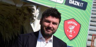 """Goretti: """"Il gruppo prima del singolo, sto con Oddo"""". Il d.t. del Perugia: """"La panchina va accettata in silenzio, Crotone club con più possibilità di andare in A"""""""