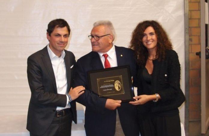 Mezzo secolo di attività per il Rugby Perugia. La società perugina ha celebrato il traguardo con una festa cui hanno partecipato anche le istituzioni cittadine