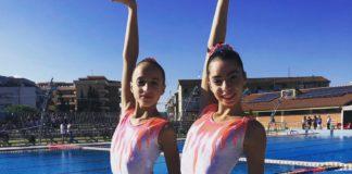 Trofeo CONI: la Libertas Perugia forte nel sincronizzato. Il duo composto da Mastrovito e Ciani si è piazzato sesto nella graduatoria nazionale