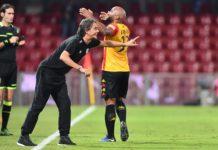 """Inzaghi: """"Fatto qualcosa di fantastico"""". Il tecnico del Benevento: """"Concesso sulo un tiro con l'uomo in meno. Su Armenteros il gioco andava fermato"""""""