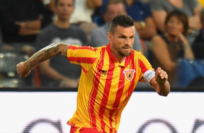 Verso Benevento: out Maggio. L'esperto terzino sannita salterà il match col Grifo per l'espulsione rimediata a La Spezia