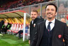 Oddo-Perugia: verso la rescissione? Il tecnico abruzzese e il club biancorosso potrebbero incontrarsi per sciogliere il legame contrattuale