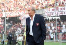 """Ventura: """"Infortuni dovuti all'inesperienza"""". Il tecnico della Salernitana: """"I giocatori devono gestire meglio i loro problemi fisici. Perugia più indecifrabile di altre"""""""