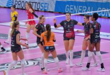 "Blocco delle retrocessioni: la Bartoccini ""salva"" la categoria. Cala il sipario anche sulla regular season del massimo campionato di volley femminile. 6 squadre disponibili ai play-off"