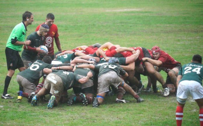 Vittoria sotto la pioggia per il Rugby Perugia. A Pian di Massiano il Romagna viene sconfitto 26-20