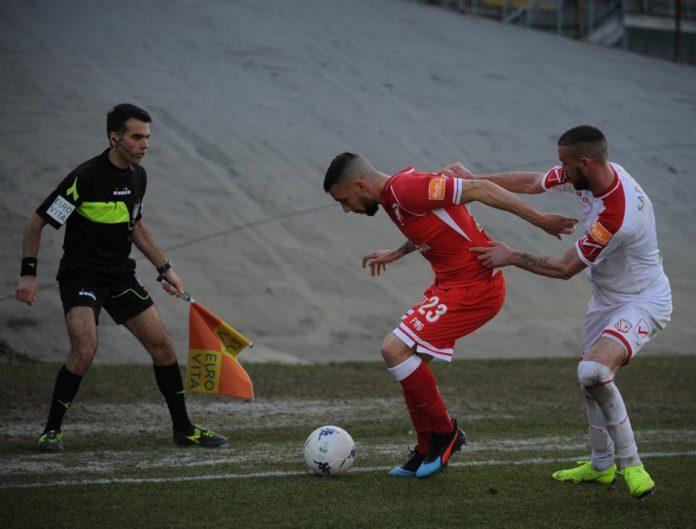 Lorenzo Maggioni per Perugia-Cittadella. Sarà l'arbitro di Lecco a dirigere il match del