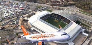 """Il Grifo punta sulla cabala: a Udine col charter. I biancorossi si recheranno alla """"Dacia Arena"""" in aereo come nella vittoriosa trasferta di Crotone"""