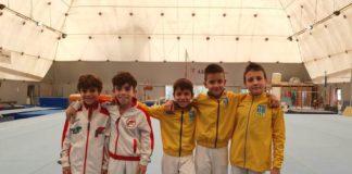 Fortebraccio Perugia sugli scudi alle qualificazioni nazionali. La società perugina si piazza prima nell'Allievi Gold 2 e 3