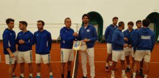 """Junior Tennis Perugia: con Brindisi arriva una """"X"""". I gialloblù, orfani della stella Passaro, non sono andati oltre il pareggio contro il fanalino di coda dell'A2"""