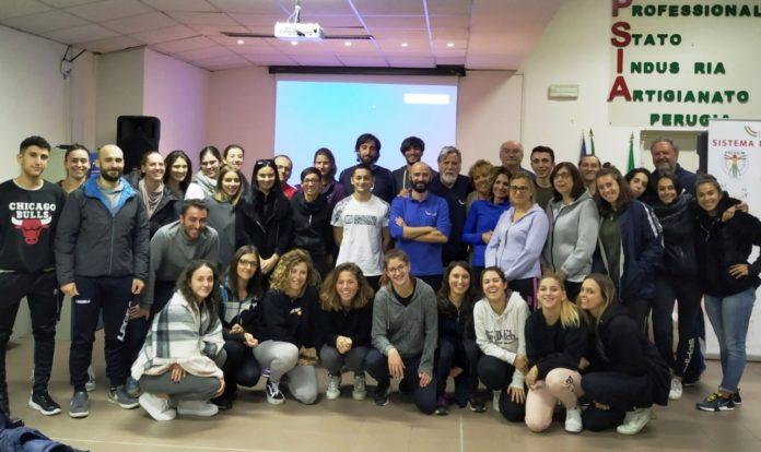 Ginnastica artistica: a Perugia convegno sulla metodologia