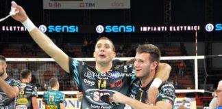 """Atanasijevic: """"A Trento sarò al massimo"""". L'opposto della Sir: """"Abbiamo cambiato sistema di gioco rispetto all'anno scorso, così più possibilità di vincere"""""""