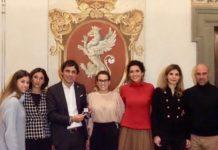 Baiocco d'argento per meriti sportivi: premiati Enrico Antinoro (scherma) e Costanza Laliscia (endurance). Riconoscimenti anche alla Casa degli Artisti