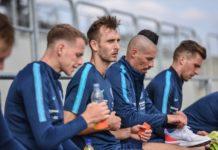 Gyomber: per ora niente Europeo. La Slovacchia del difensore del Grifo fuori per un punto al girone di qualificazione. Ma ci sono ancora i play-off di Nations Legaue