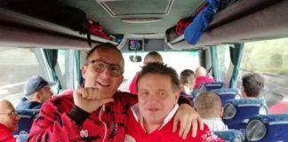 """Silvano: taxi e bus per essere a Udine. Curiosa disavventura per un tifoso che riesce ad essere alla """"Dacia Arena"""" nonostante una sveglia non suonata"""