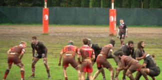 Rugby Perugia ancora k.o.: Pesaro corsara. Gli uomini di De Angelis cadono tra le mura di casa per 7-3