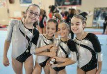 Ginnastica artistica: a Fermo un bronzo per la Junior Libertas Perugia. Le ragazze del sodalizio perugino ottengono un terzo posto nella categoria LB Allieve